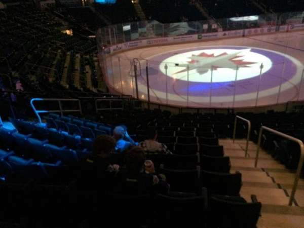 Bell MTS Place, section: 121, row: 15, seat: 15
