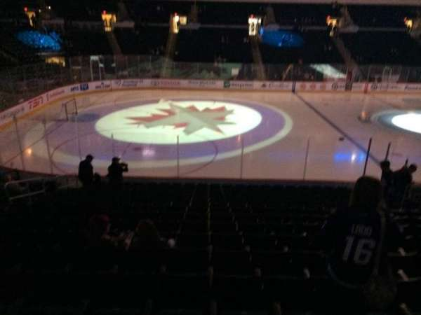 Bell MTS Place, section: 120, row: 16, seat: 11