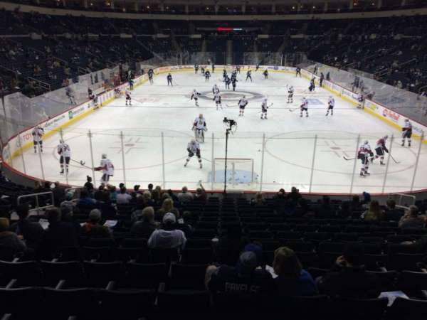 Bell MTS Place, section: 112, row: 16, seat: 11
