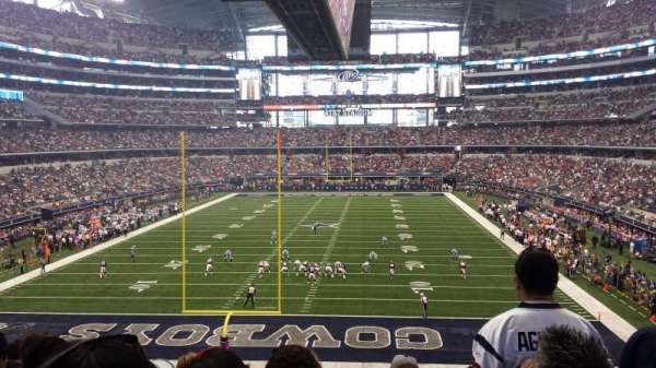 AT&T Stadium, section: 247, row: 6, seat: 2