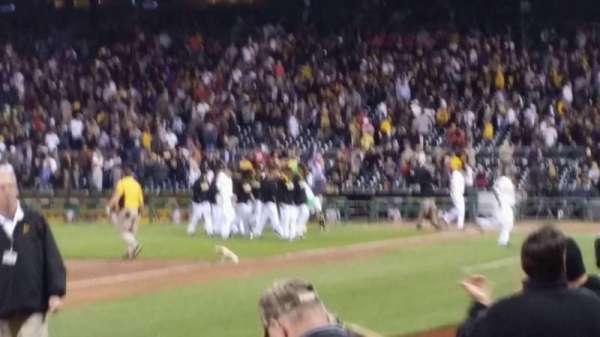 PNC Park , section: 29, row: E, seat: 5
