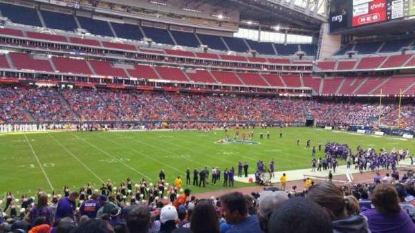 NRG Stadium, section: 130, row: Z, seat: 7