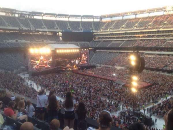 MetLife Stadium, section: 234, row: 5, seat: 6
