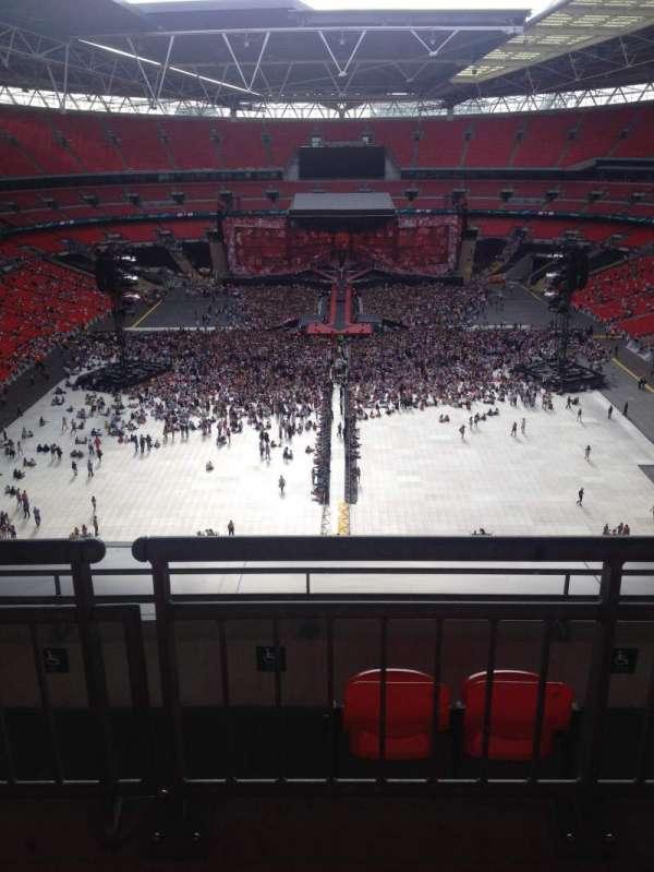 Wembley Stadium, section: 514, row: 16, seat: 2