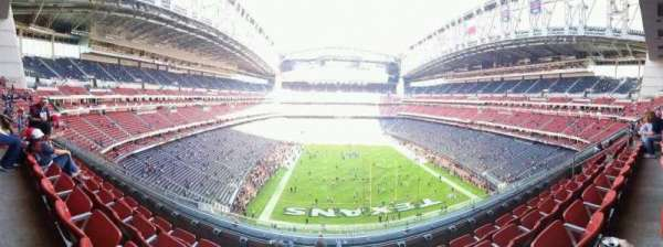 Nrg Stadium, section: 548, row: D, seat: 11