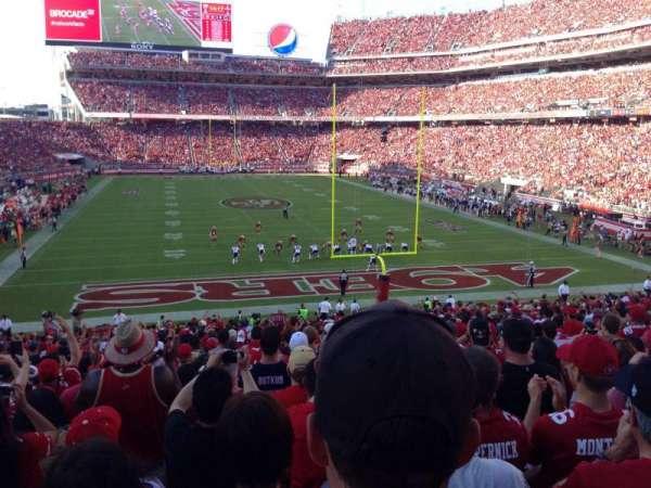 Levi's Stadium, section: 128, row: 31, seat: 13, 14