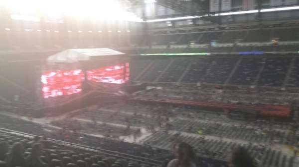 Ford Field, section: 209, row: 11, seat: 16