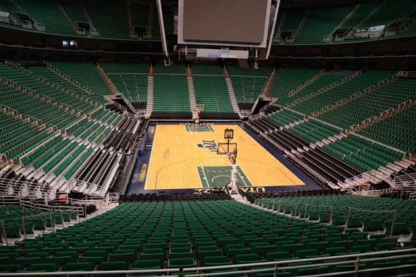 Vivint Smart Home Arena, section: 2, row: 25, seat: 8