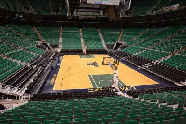 Vivint Smart Home Arena, section: 2, row: 15, seat: 8