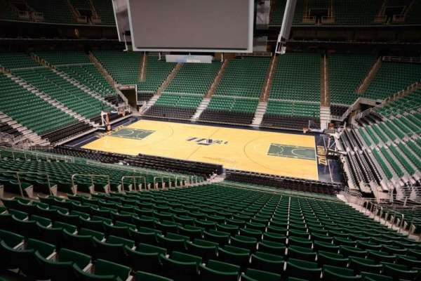 Vivint Arena, section: 6, row: 29, seat: 11