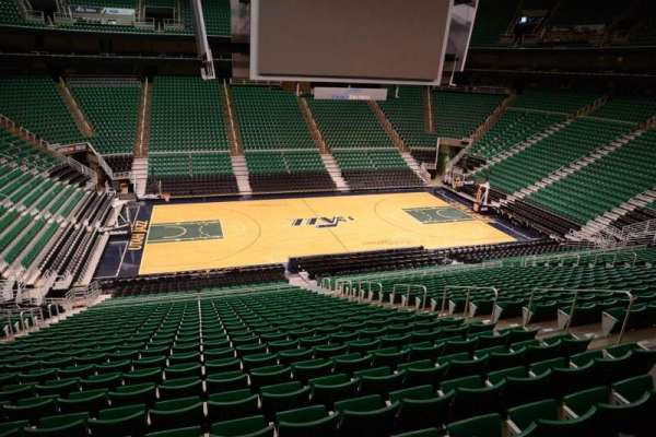Vivint Smart Home Arena, section: 8, row: 29, seat: 9