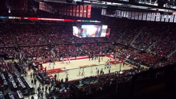 Xfinity Center (Maryland), section: 211, row: 11, seat: 2