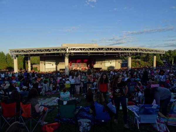 PNC Music Pavilion, section: Lawn , seat: Lawn