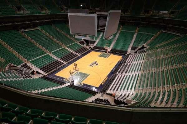 Vivint Smart Home Arena, section: 119, row: 5