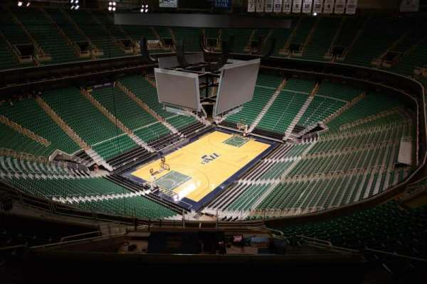 Vivint Smart Home Arena, section: 138, row: 15