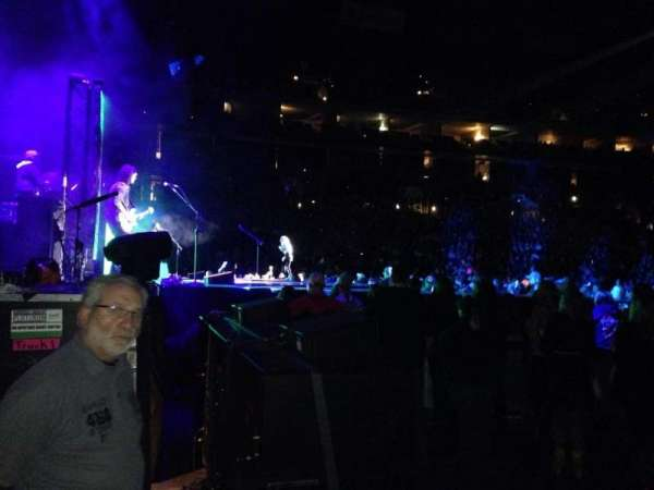 Nationwide Arena, section: 116, row: B, seat: 19