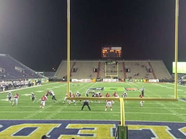 Ladd Peebles Stadium, section: Y3, row: General Admi