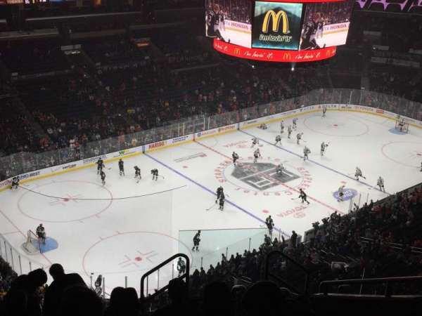 Staples Center, section: 305, row: 9, seat: 3