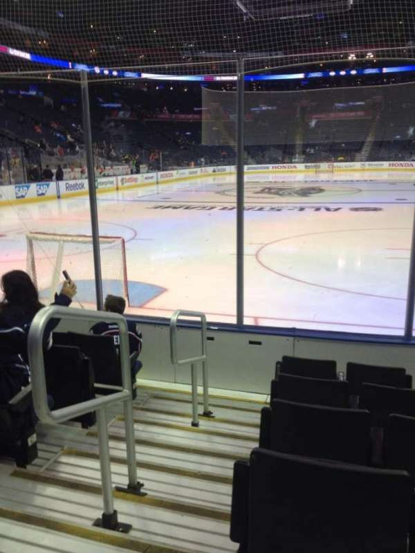 Nationwide Arena, section: 119, row: F, seat: 11-12
