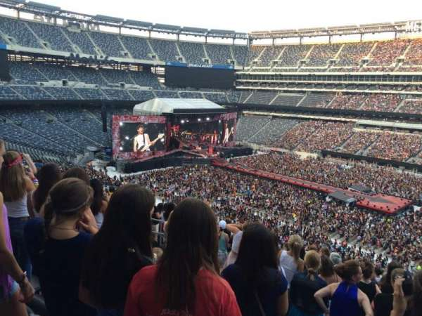 MetLife Stadium, section: 235, row: 13, seat: 13
