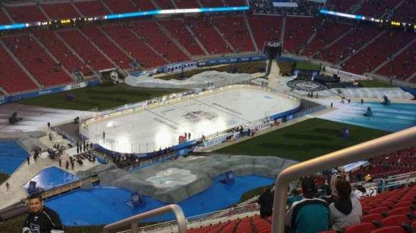 Levi's Stadium, section: 418, row: 24, seat: 1