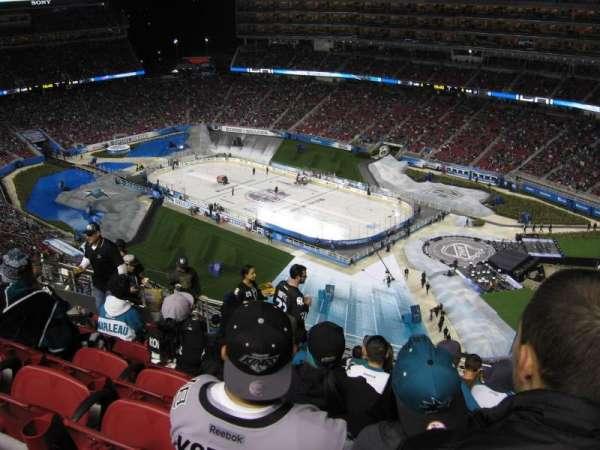 Levi's Stadium, section: 405, row: 11, seat: 21
