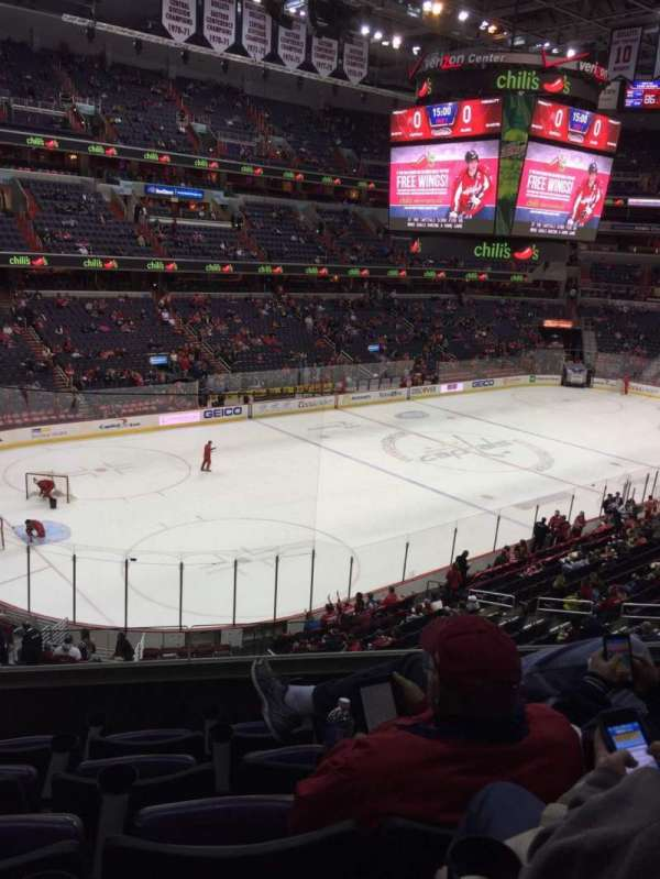Capital One Arena, section: 212, row: E, seat: 4