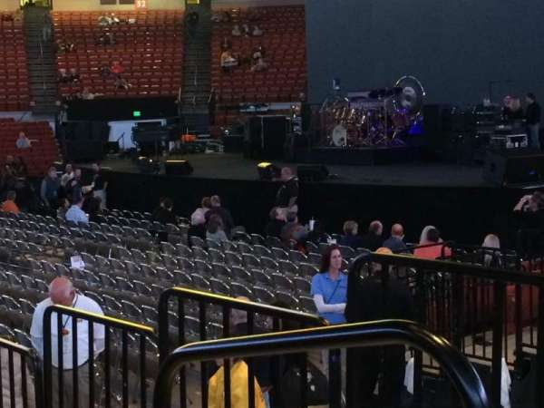 Frank Erwin Center, section: 49, row: 12, seat: 1,2