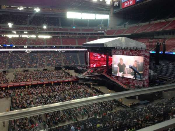 NRG Stadium, section: 335, row: G, seat: 10