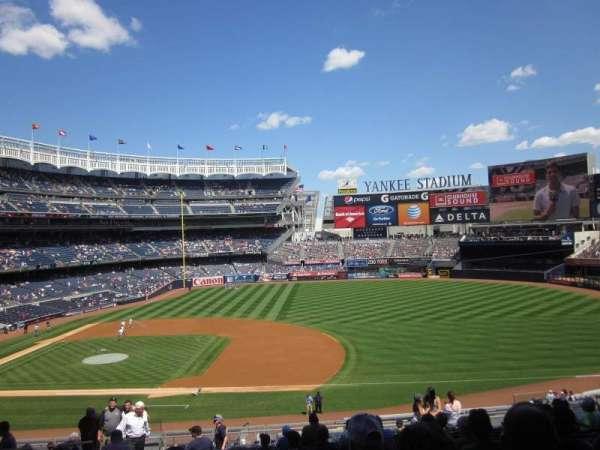 Yankee Stadium, section: 214B, row: 16, seat: 14