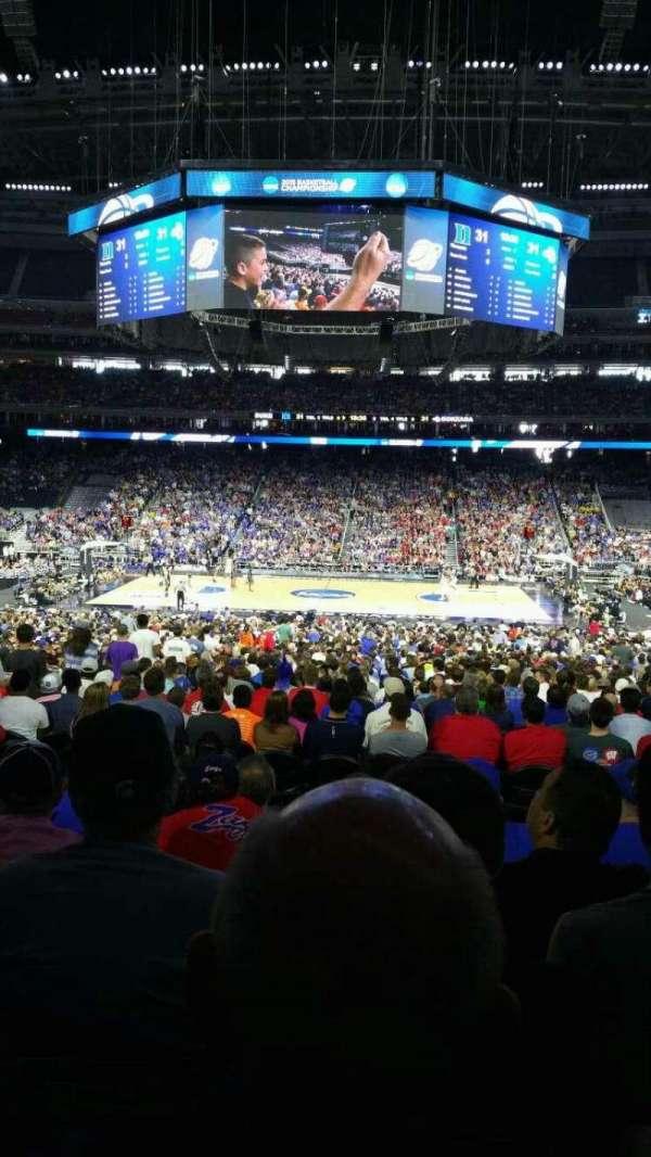 NRG Stadium, section: 107, row: BB, seat: 17