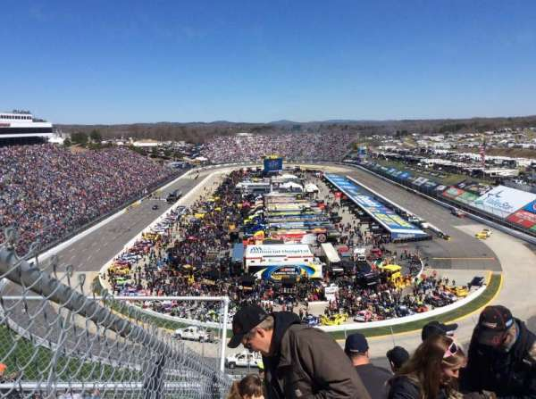 Martinsville Speedway, section: 205, row: 14, seat: 11