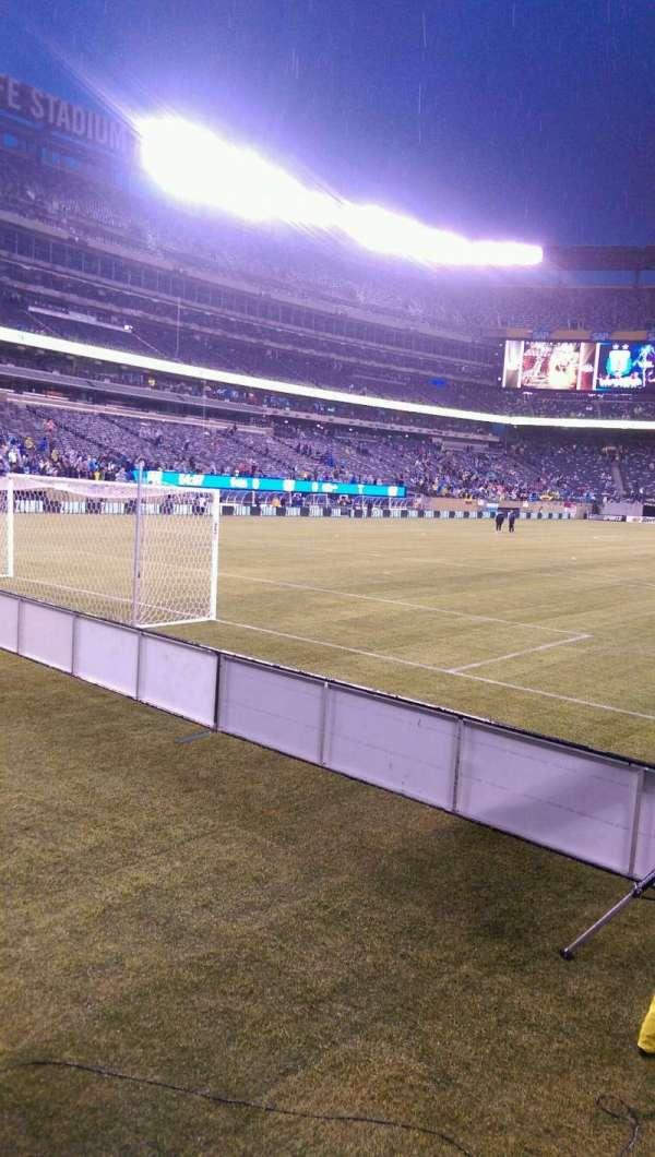 MetLife Stadium, section: 149, row: 11, seat: 1