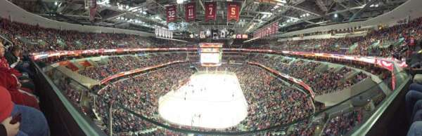 Capital One Arena, section: 409, row: a, seat: 11