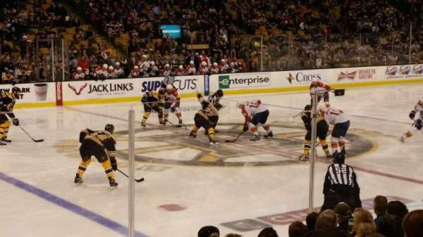 TD Garden, section: Loge 13, row: 10, seat: 19