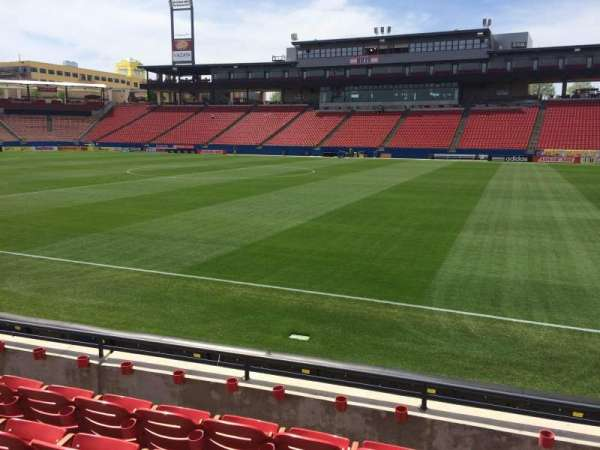 Toyota Stadium, section: 129, row: 5, seat: 19
