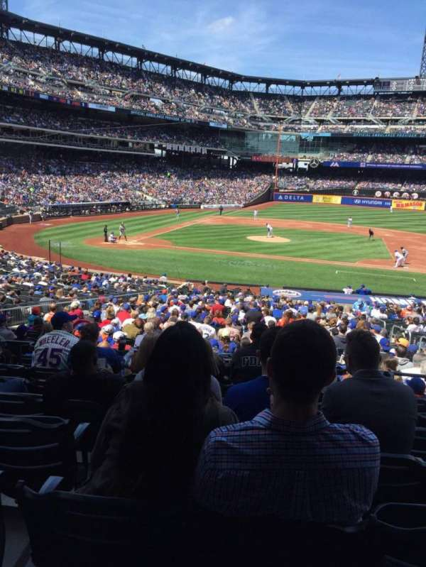 Citi Field, section: 114, row: 29, seat: 7