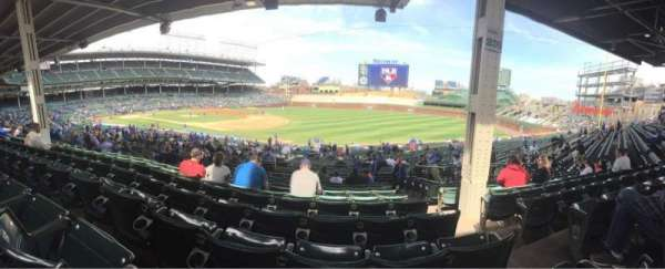 Wrigley Field, section: 228, row: 11, seat: 20