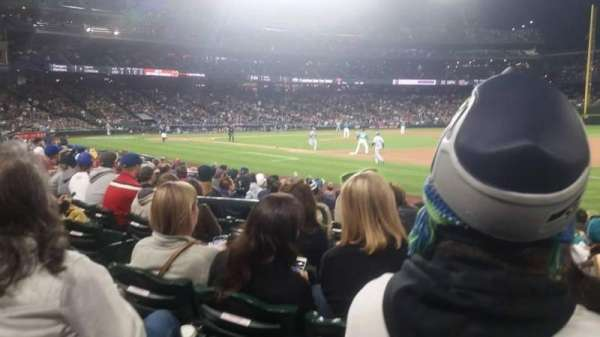 T-Mobile Park, section: 118, row: 12, seat: 10