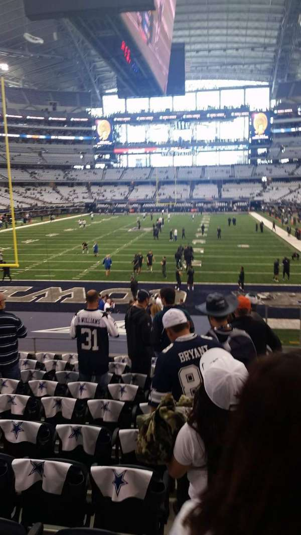 AT&T Stadium, section: 148, row: 16, seat: 5