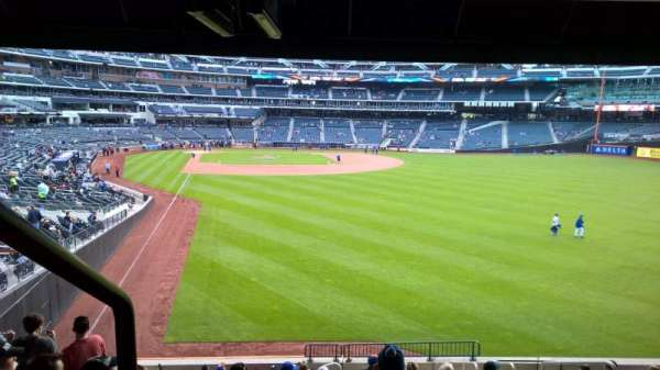 Citi Field, section: 103, row: 15, seat: 14
