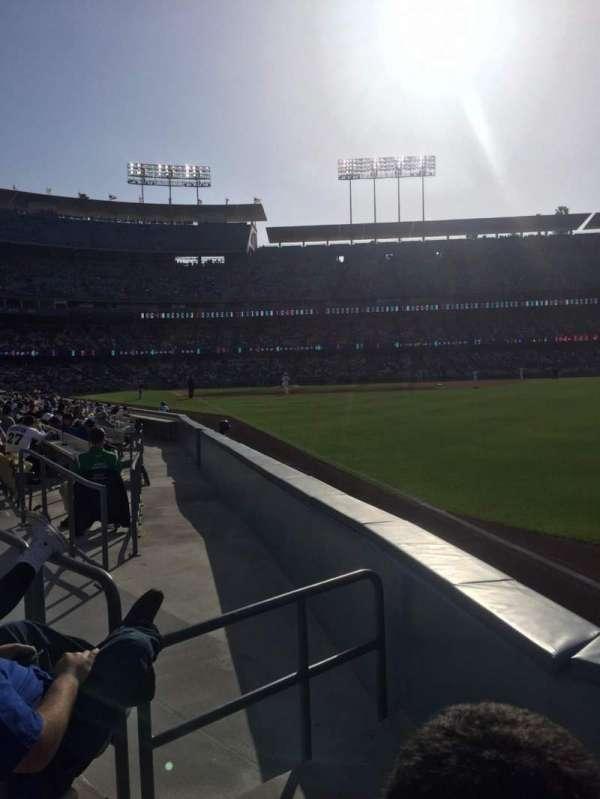Dodger Stadium, section: 48fd, row: B, seat: 2
