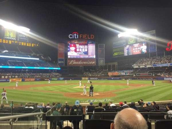 Citi Field, section: 15, row: 12, seat: 1