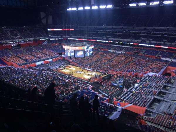 Lucas Oil Stadium, section: 634