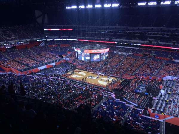 Lucas Oil Stadium, section: 636