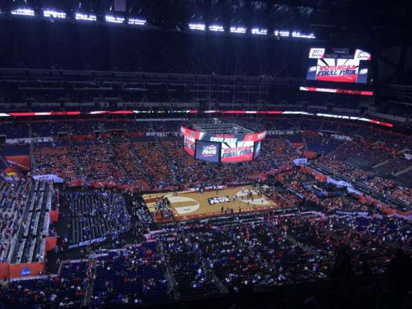 Lucas Oil Stadium, section: 643