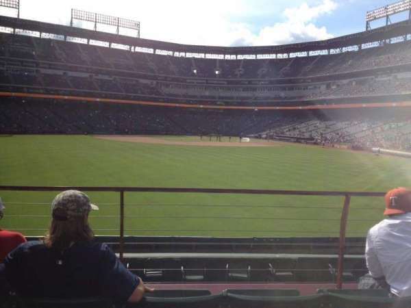 Globe Life Park in Arlington, section: 53, row: 13, seat: 5