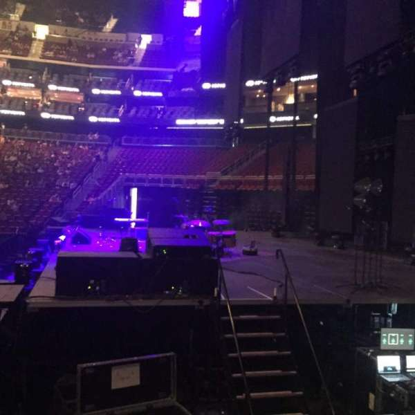 Prudential Center, section: 10, row: 5, seat: 3-4