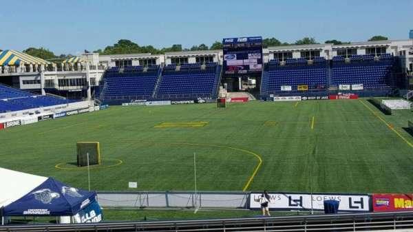Navy-Marine Corps Memorial Stadium, section: B, row: 5, seat: 11