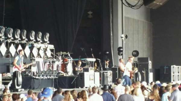 Dos Equis Pavilion, section: 102, row: Y, seat: 41